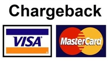 Chargeback в Вашем банке по карте Visa или MasterCard