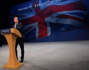 Дэвид Кэмерон - отставка после референдума