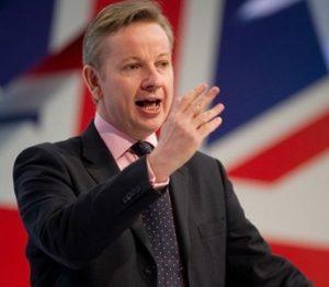 Майкл Гоув за выход Великобритании из Европейского союза